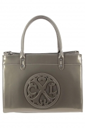 sac a main christian lacroix mcl471s-jonc 2 taupe