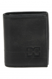 porte-monnaie david william d5363 noir