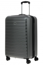 valise trolley delsey 2038820/70 segur-polycarb gris