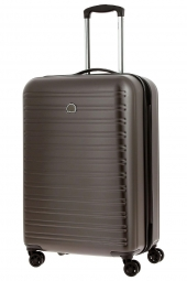 valise trolley delsey 2038820/70 segur-polycarb marron