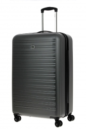 valise trolley delsey 2038821/78 segur-polycarb gris