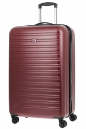 valise trolley delsey 2038821/78 segur-polycarb rouge