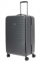 valise trolley delsey 2076820/70cm-caumartin gris
