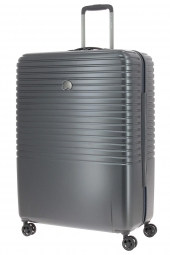 valise trolley delsey 2076821/76cm-caumartin gris