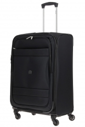 valise trolley delsey 3035810/69 ext-indiscrete soft noir
