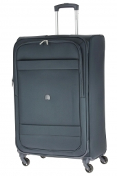 valise trolley delsey 3035821/78 ext-indiscrete soft bleu