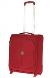 valise trolley delsey 3245700/50cm u-lite classic rouge