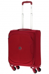 valise trolley delsey 3245801/55cm-u-lite classic rouge