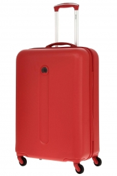 valise trolley delsey 3800820/70-helium classic rouge