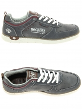 5ca19f18297b chaussures casual dockers 42is001-600-220 gris