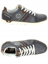 45f120e1323c chaussures de style casual dockers 42is005-600-660 bleu