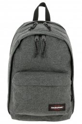 sac a dos ordinateur eastpak back to work ek936 noir