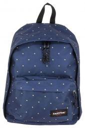 sac a dos eastpak out of office k767 bleu