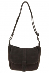 sac a main fuchsia f9724-5 magalie marron