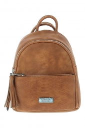 sac a dos georges rech lindsey-mini marron