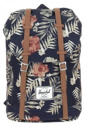sac a dos herschel retreat bleu