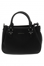 sac hexagona 764908-3 zip noir