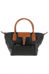 sac a main hexagona 212476-mini noir