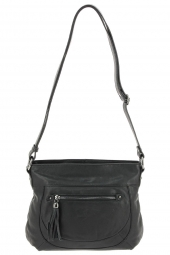 sac a main hexagona 414699 noir
