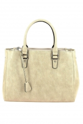 sac a main hexagona 495344 dauphin beige