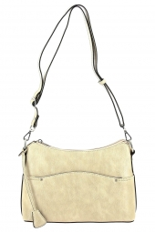 sac a main hexagona 495347 dauphin beige