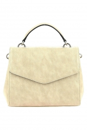 sac a main hexagona 495354 dauphin beige