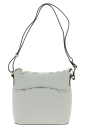 sac a main hexagona 645279 safiano gris
