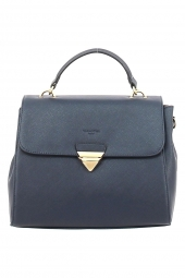 sac a main hexagona 645283 safiano bleu