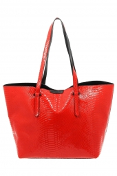 sac kendall + kylie izzy fw/0020d-59 totebag rouge