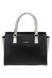sac a main lancaster 421-41 adele made in france noir