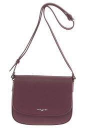 sac a main lancaster 421-60 adele made in france bordeaux