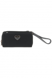 compagnon lollipops 22572 heart double zip noir