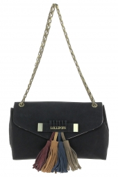 sac lollipops 22621-zele clutch noir