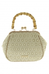 sac lollipops 22697- zulie small frame petit beige