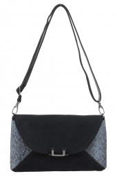 sac lollipops 22997-azale clutch noir