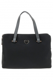 sac a main lollipops 22567-heart office shopper noir