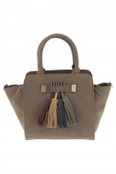 sac a main lollipops 22620-zele shopper marron