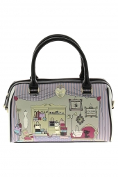 sac a main lollipops 22700-zagotine bowling blanc