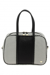sac a main lollipops 22705-zhida glitter bag noir