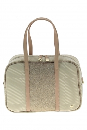 sac a main lollipops 22705-zhida glitter bag beige