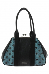 sac a main lollipops 23068-amiga  frame bag bleu