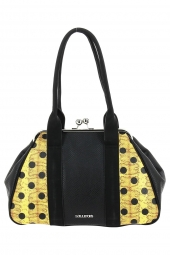 sac a main lollipops 23068-amiga  frame bag jaune
