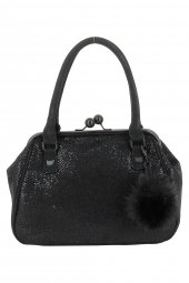sac a main lollipops 23280-alume frame noir