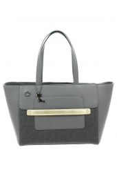 sac a main lollipops 23362-bcity shopper gris
