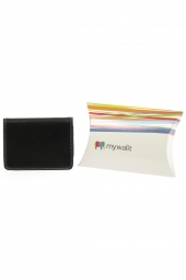 porte-cartes de credit mywalit 131-credit card holder w/plast noir