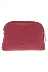 porte-monnaie mywalit 313-large coin purse rose