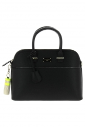sac a main paul's boutique pbc126159-maisy+pompon noir