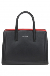 sac a main paul's boutique pbn 126505 noir