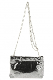 sac pieces 17064833 pcpreya party bag argent