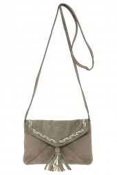 sac pieces 17076421 pcpofo leather cross beige